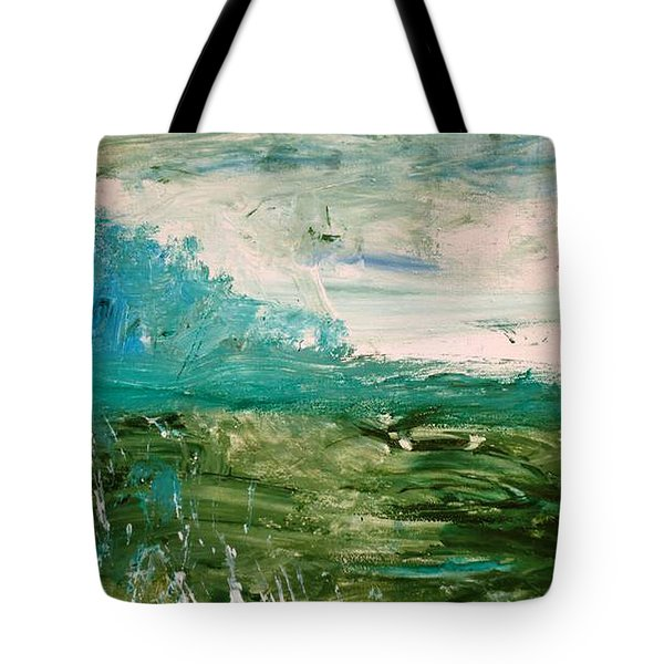 Everglades II Tote Bag