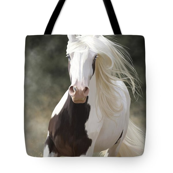 Excitement Tote Bag