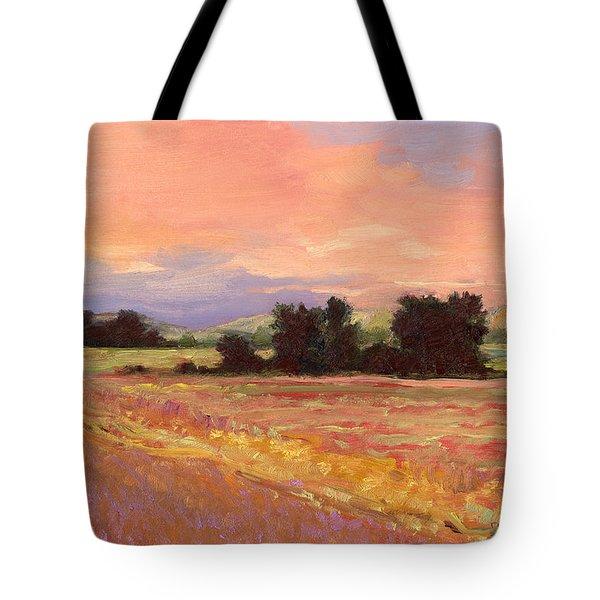 Field Glory Tote Bag