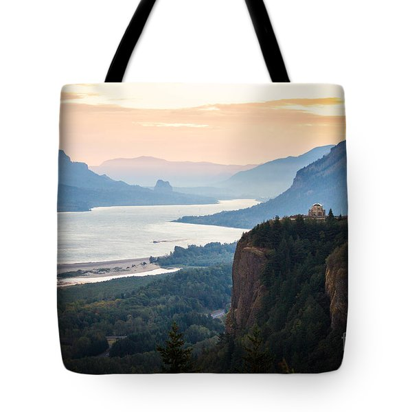 First Light Tote Bag by Patricia Babbitt