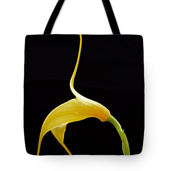 Floral Dancer Tote Bag
