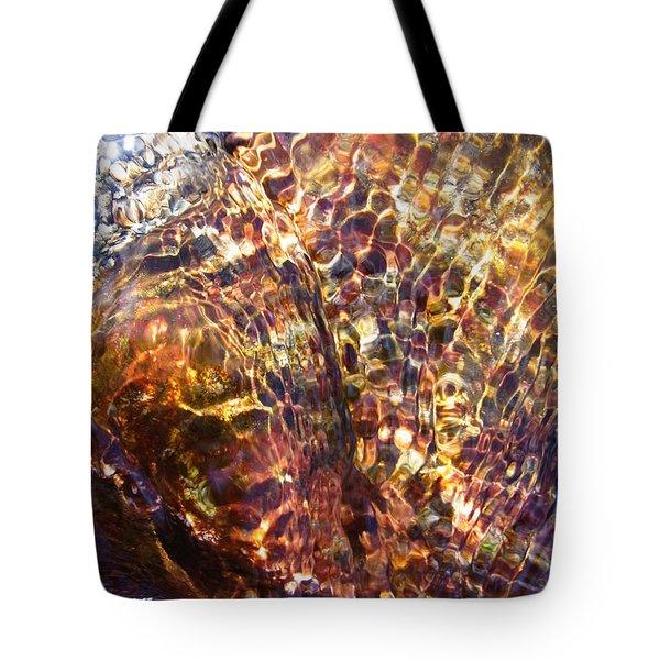 Flowing  Tote Bag