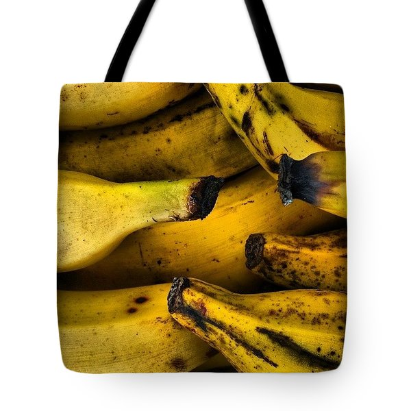 Bananas Tote Bag by Jason Michael Roust
