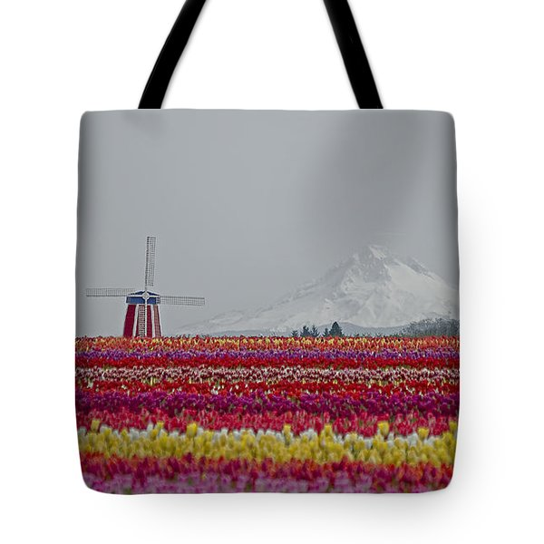 For The Beauty Of The Earth Tote Bag