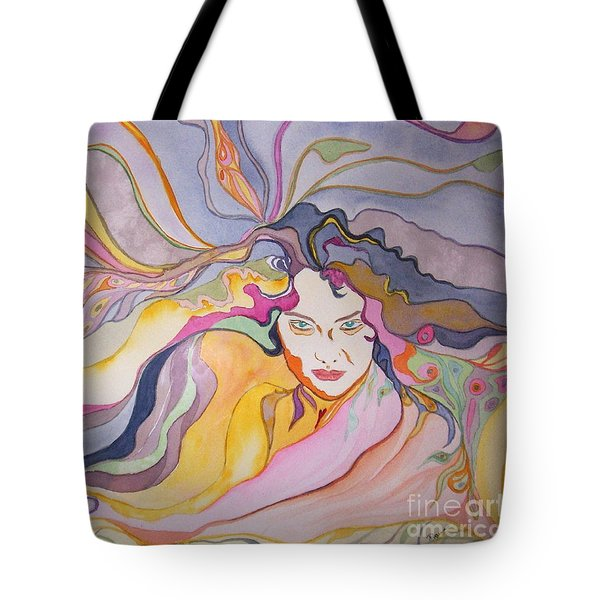 Forever Tote Bag by Diana Bursztein