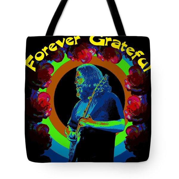 Forever Grateful Tote Bag