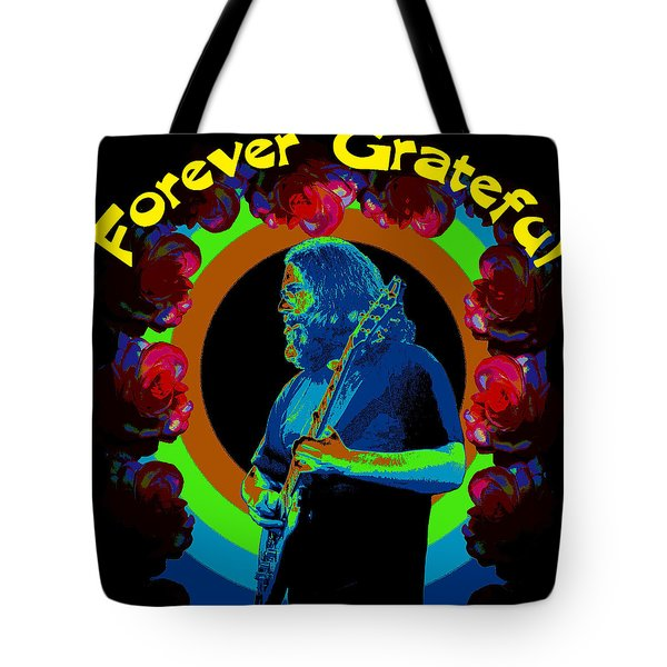 Forever Grateful Tote Bag