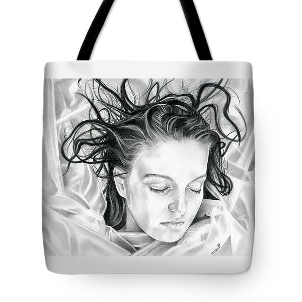 Forget Me Not - Laura Palmer - Twin Peaks Tote Bag by Fred Larucci