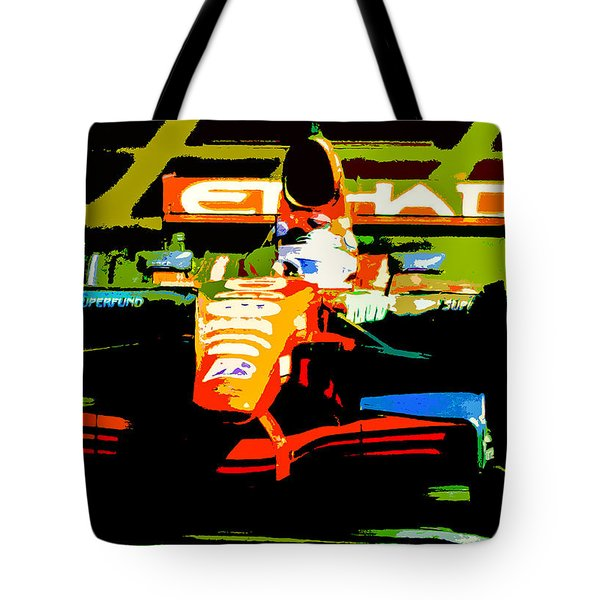 Formula One Tote Bag
