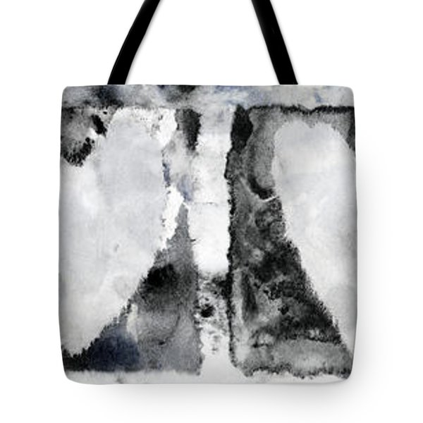 Four Hearts Tote Bag by Carol Leigh