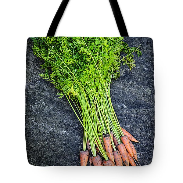 Fresh Carrots From Garden Tote Bag