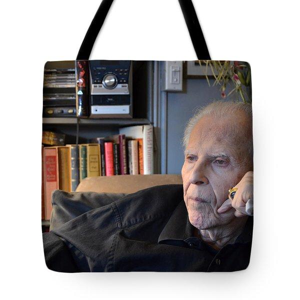 Gene Feist Tote Bag