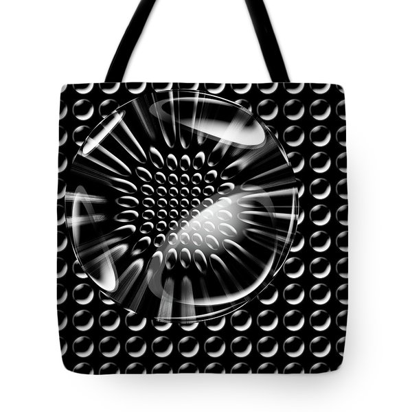 Glass Ball Tote Bag
