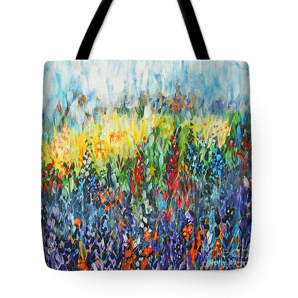 Glowy Clearing Tote Bag