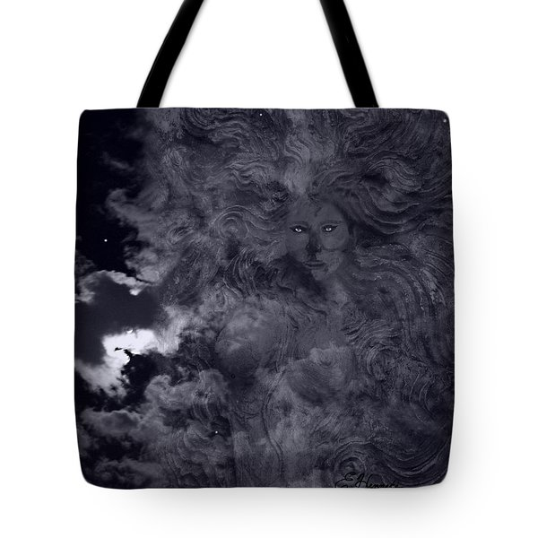 Goddess Vision Tote Bag by Ellen Henneke