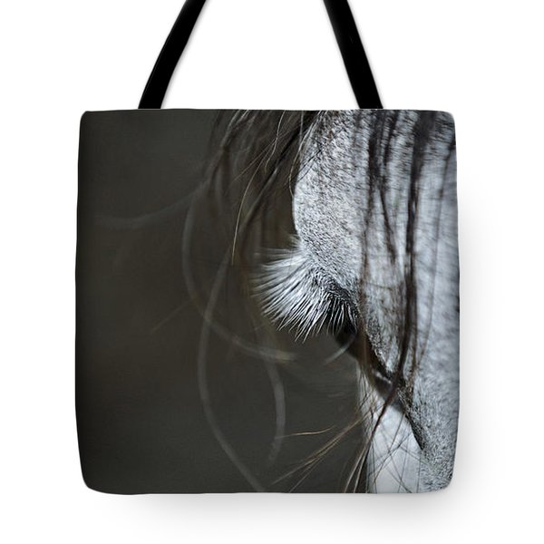Gracie Tote Bag by Joan Davis