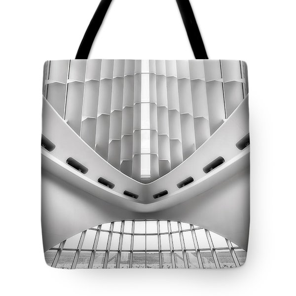 Grand Entrance Tote Bag by Scott Norris