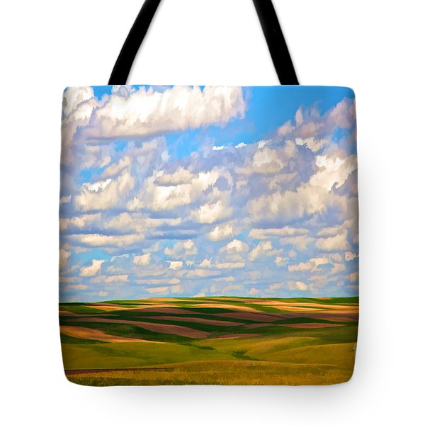 Great Plains Tote Bag