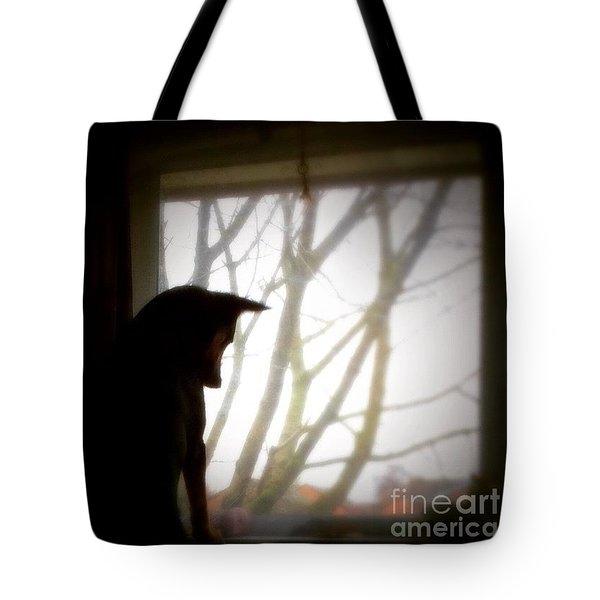 #gsd #germanshepherd #germanshepherddog Tote Bag