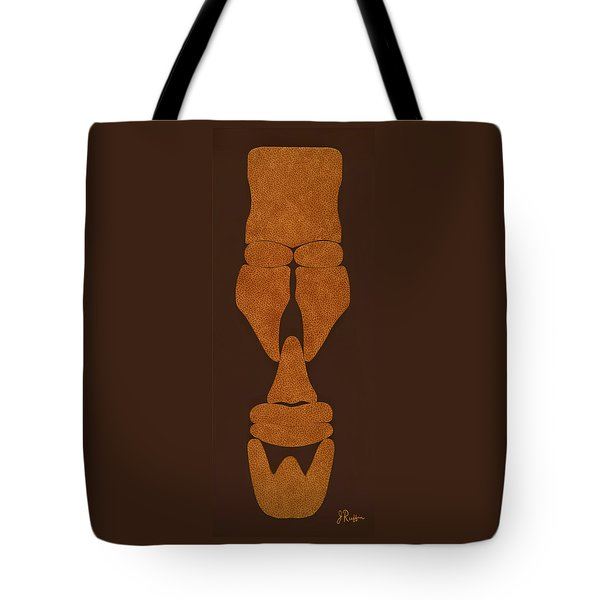 Hamite Male Tote Bag by Jerry Ruffin