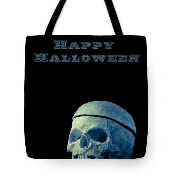 Happy Halloween Card 2 Tote Bag