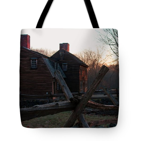 Hartwell Tavern  Tote Bag by Jeff Heimlich