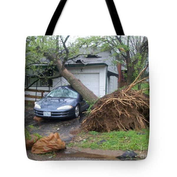 Tote Bag featuring the photograph Her Fury by Kelly Awad