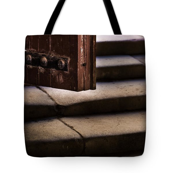 Here It's Cold Tote Bag