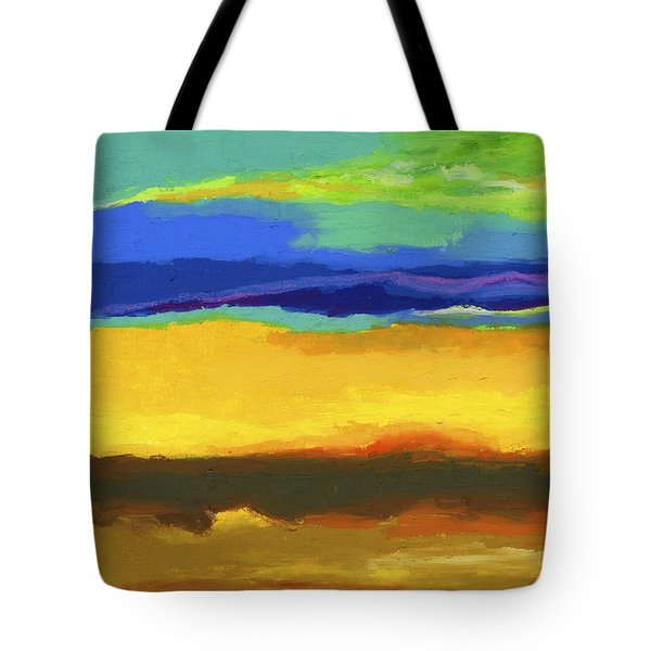 Horizons Tote Bag by Stephen Anderson