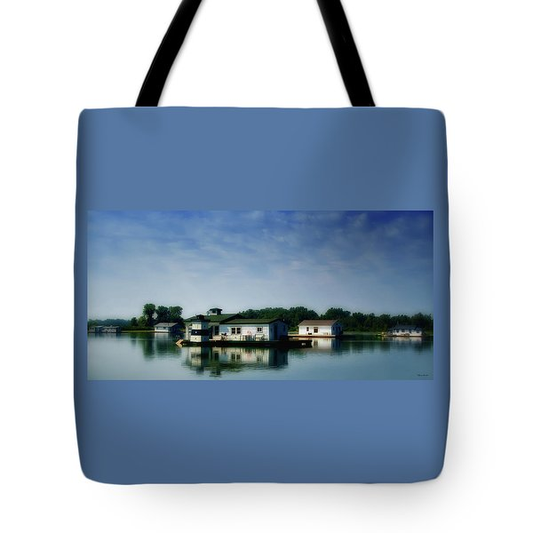 Horseshoe Pond Tote Bag