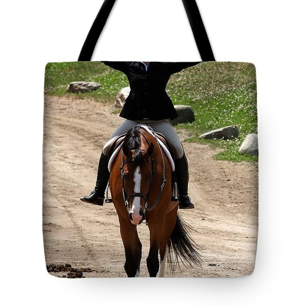Hunter1 Tote Bag