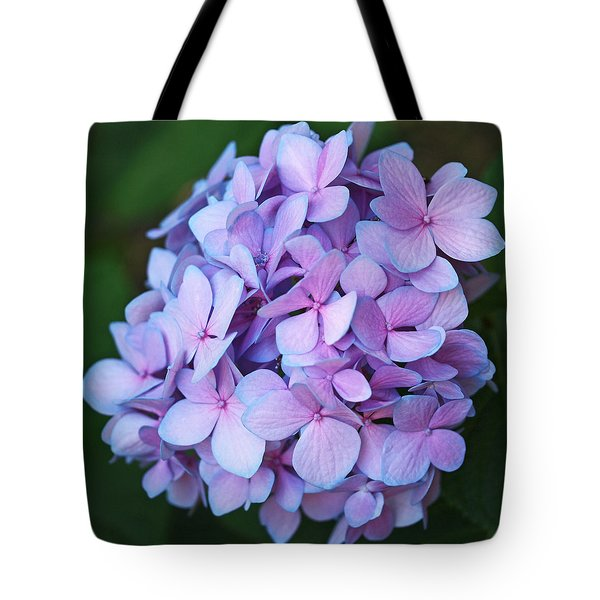 Hydrangea Tote Bag by Rona Black
