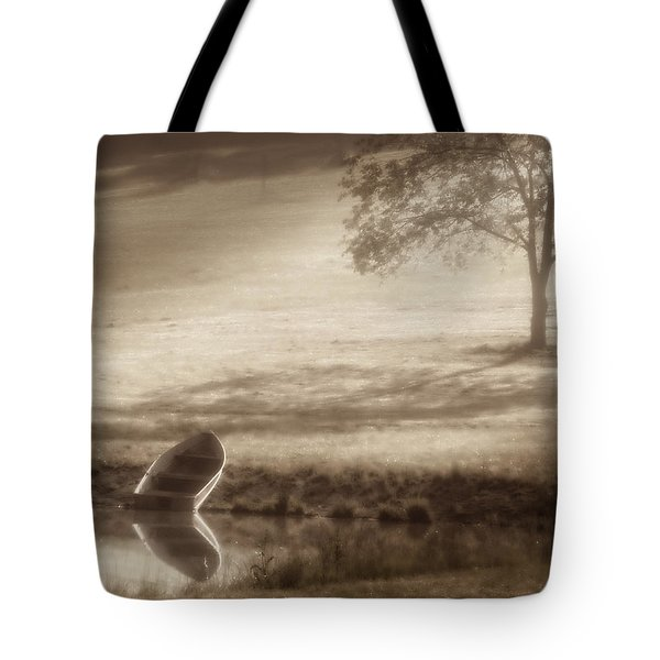 In Quiet Solitude Tote Bag