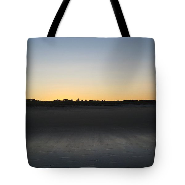 In The Shadow Of The Dunes Tote Bag