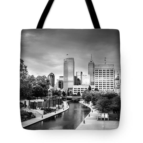 Indianapolis Tote Bag by Alexey Stiop