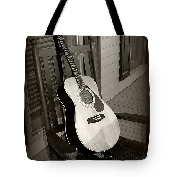 Intermission Tote Bag by Kelly Nowak
