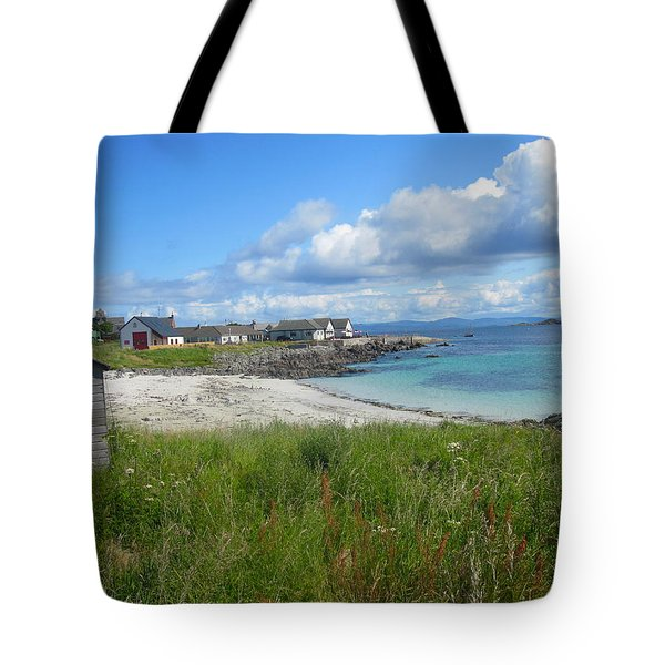 Iona Beach Tote Bag