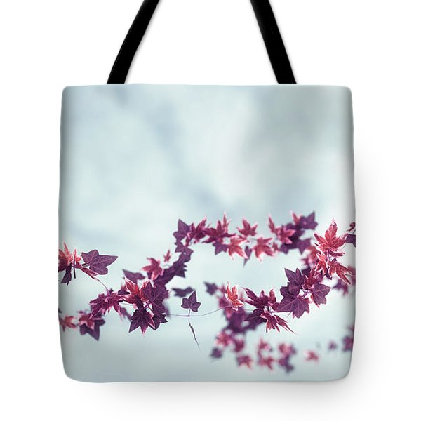 Ivy Tote Bag by Matt Lindley