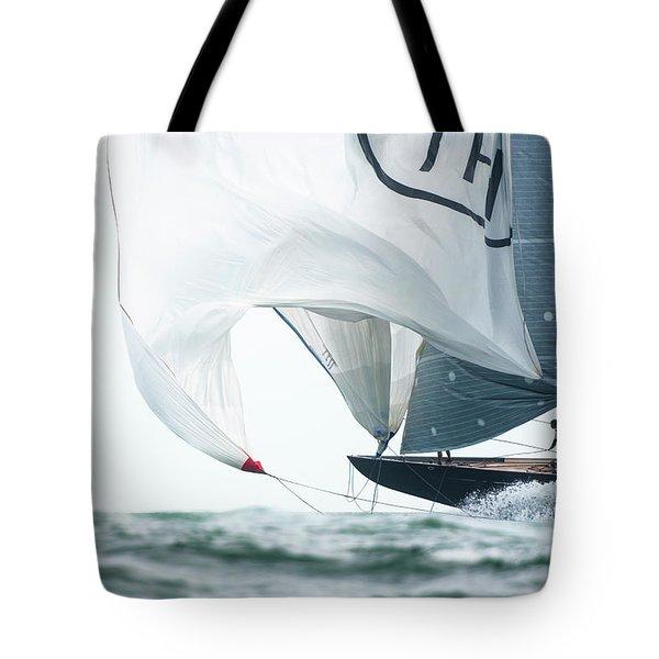 J Class World Championship 2017 Tote Bag