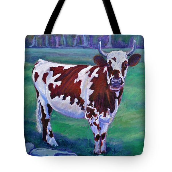 Jigsaw Tote Bag by Sylvina Rollins