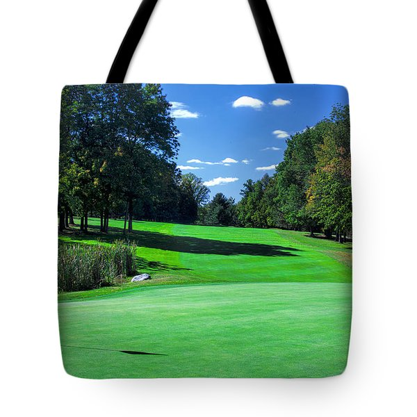 2 Tote Bag by John Crothers