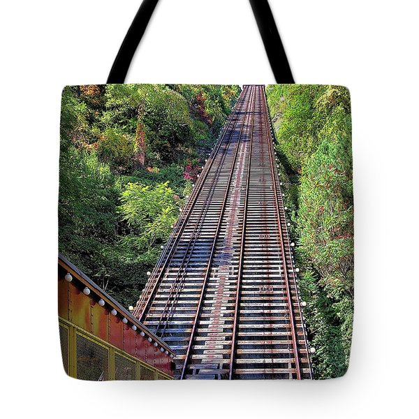 Johnstown Incline Tote Bag
