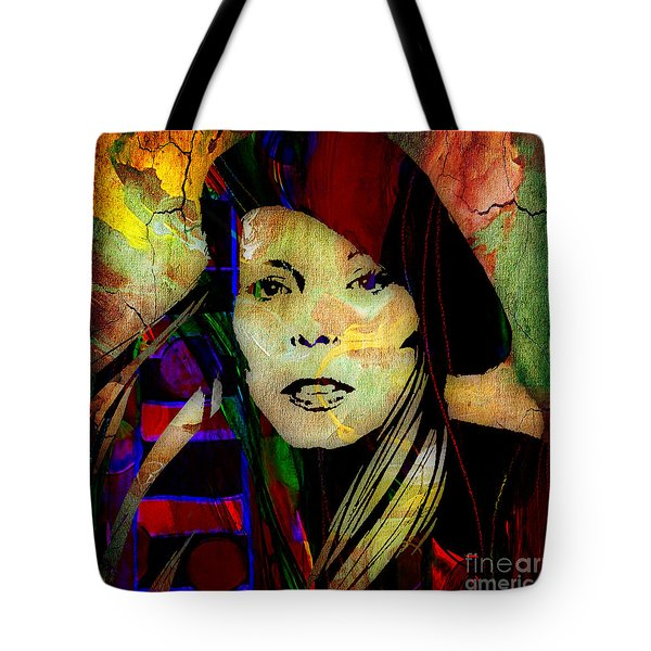 Joni Mitchell Collection Tote Bag