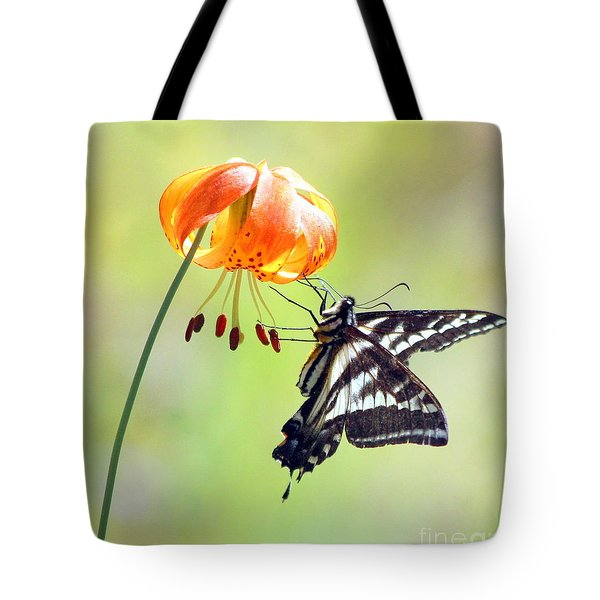 July Tote Bag by Irina Hays