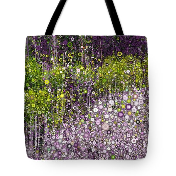 Just Beyond Emerald City Tote Bag by Linda Bailey