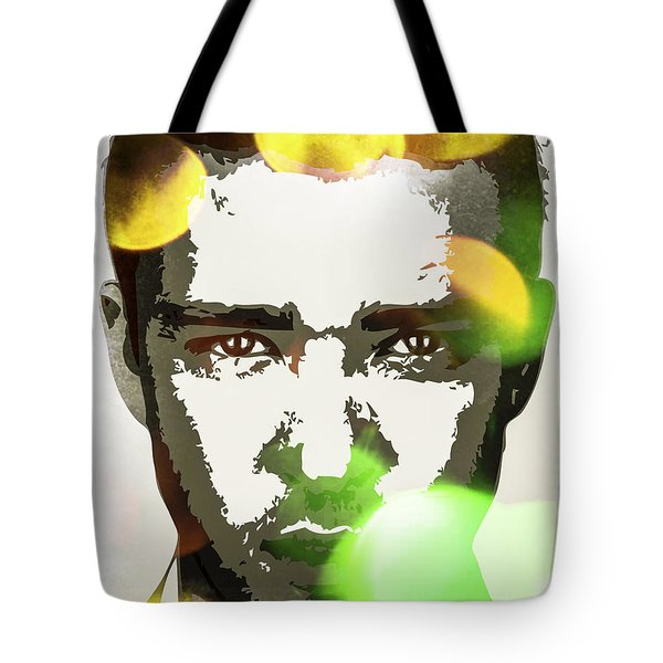 Justin Timberlake Tote Bag