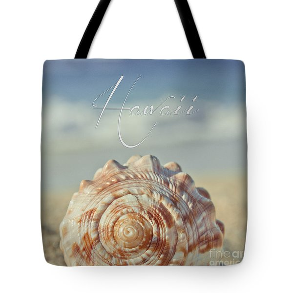 Kapukaulua Aia I Laila Ke Aloha Island Dreams Tote Bag by Sharon Mau