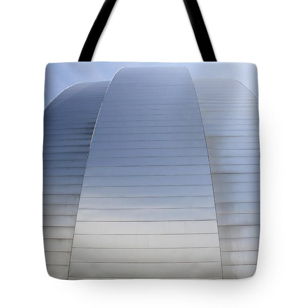 Kauffman Center For Performing Arts Tote Bag by Mike McGlothlen