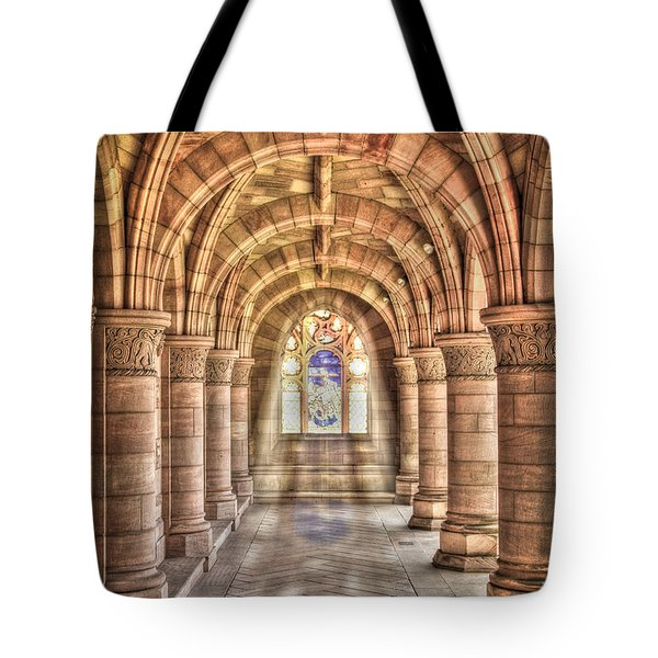 Kelso Abbey Tote Bag