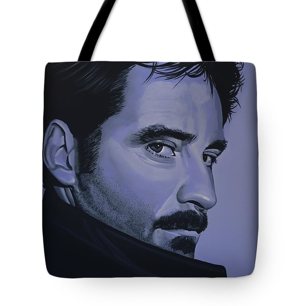Kevin Kline Tote Bag by Paul Meijering